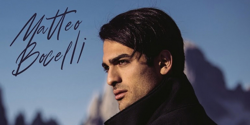 VIDEO: Matteo Bocelli Releases Music Video For Debut Single 'Solo' Photo