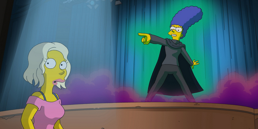A Look Back at THE SIMPSONS Best Musical Tributes Throughout the Years Photo