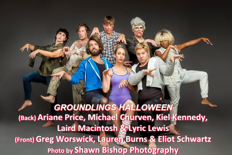 BWW Interview: The Groundlings' Michael Churven Throws It All In To Keep Grounded in The U.S.A