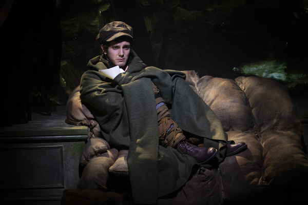 Photos: THE PLEASURE GARDEN Opens at Above The Stag Theatre