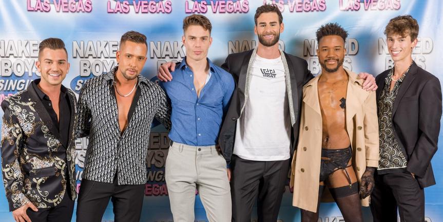 Photos: Opening Night of NAKED BOYS SINGING! in Las Vegas Photo