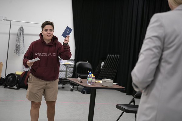 Photos: Meet the Cast of WHAT THE CONSTITUTION MEANS TO ME National Tour