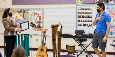 Palm Beach Symphony Opens Instrumental Music Teacher Of The Year Nominations Photo