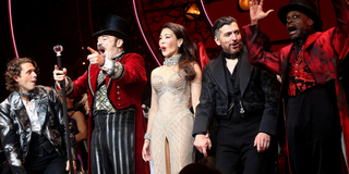 Photos: MOULIN ROUGE! Company Takes Re-Opening Night Bows! Photo