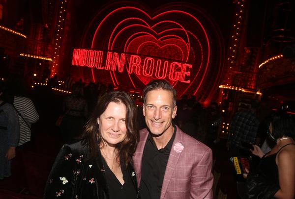 Producers Carmen Pavlovic and Bill Damaschke I Photo