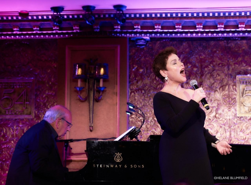 BWW Review: CHRISTINE ANDREAS: AND SO IT GOES is a Balm for Challenging Times at 54 Below