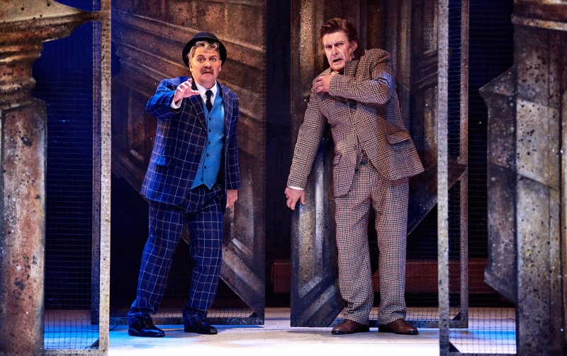 BWW Finland Review: HOUND OF THE BASKERVILLE at HKT makes us laugh till the curtain closes — literally!