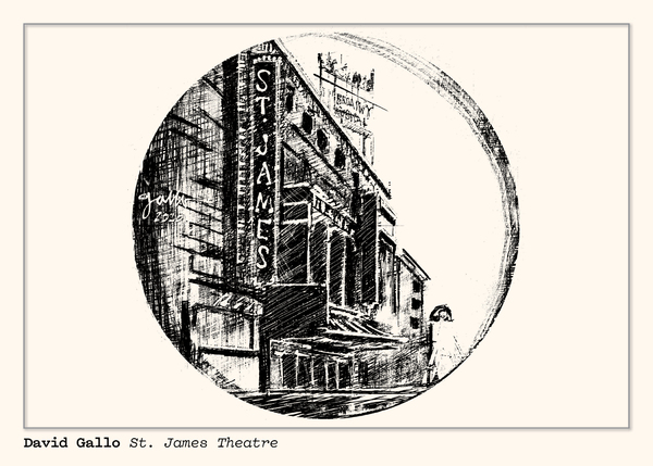 Photos: American Theatre Wing Gifts Theatre Sketches to 2021 Tony Nominees
