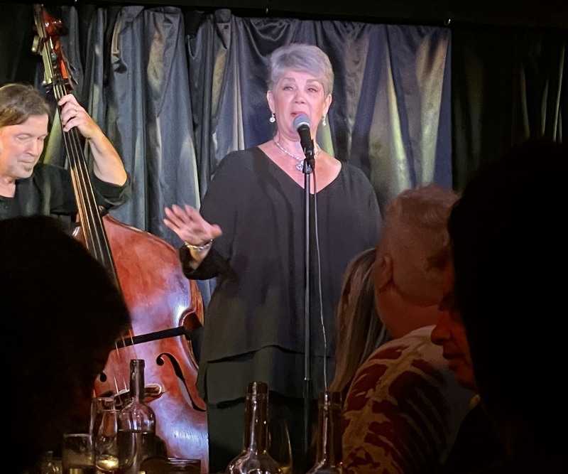 BWW Review: SUE MATSUKI: THIS BROAD'S WAY is a Love Letter to Broadway Dreams at Pangea