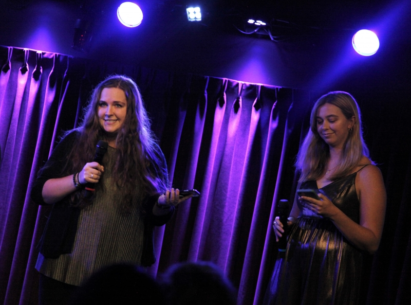 BWW Review: CABARET ON THE COUCH LIVE! Sets Itself Up For A Bright Future at The Green Room 42