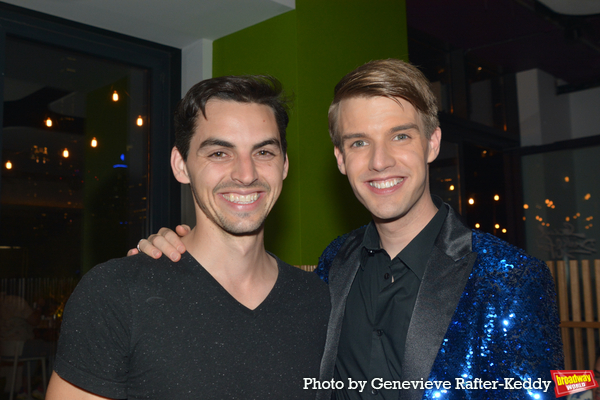 Photos: MARK WILLIAM Returns to The Green Room 42