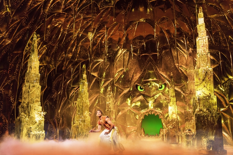 BWW Review: DISNEY'S ALADDIN at Circustheater Scheveningen | A magical and thrilling (carpet) ride! ⭐️⭐️⭐️⭐️⭐️