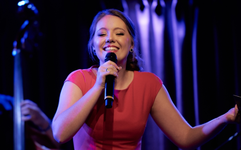 Photo Flash: Helane Blumfield Lenses HANNAH JANE: THE LADY LEGENDS OF BROADWAY at The Green Room 42