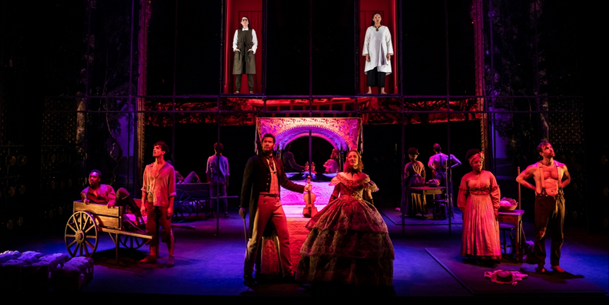 SLAVE PLAY Will Return to Broadway for Limited Eight Week Engagement At The August Wilson Photo