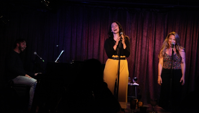 BWW Review: Gilly-Forrer & Kane Bend Their Genders For All To See (& Hear) For A GENDER BENT CABARET LIVE at Don't Tell Mama