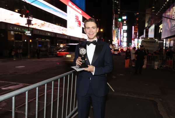 Photos: Backstage with the Winners at the 2020 Tony Awards