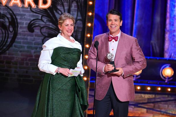 Jenny Steingart and Anthony Veneziale  Photo