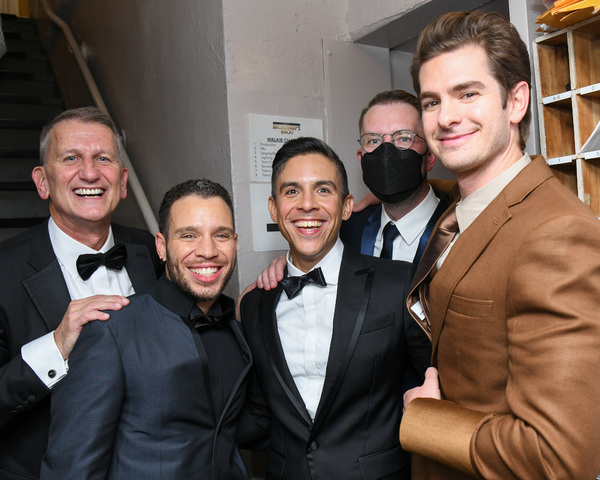 Photos: Backstage at The 2020 Tony Awards With the Presenters, Performers and Winners!
