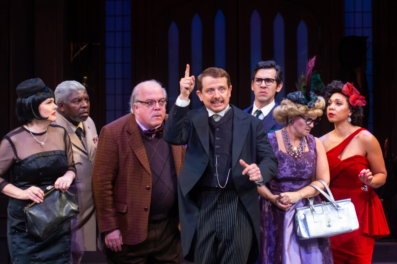 BWW Review: The Game's Afoot with West Coast Premiere of CLUE in La Mirada