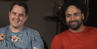 VIDEO: Craig Gallivan and Obioma Ugoala Talk Disney's FROZEN THE MUSICAL in the West End Photo