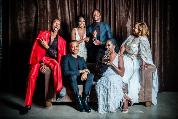 Photos: Broadway Advocacy Coalition Poses with Their New Tony Award