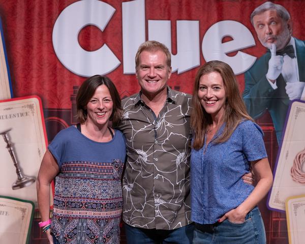 Casey Hushion, Tom McCoy and Sandy Rustin Photo