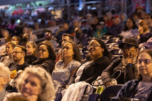 Photos: Arena Stage Hosts Free Live Simulcast of TONI STONE at Nationals Park