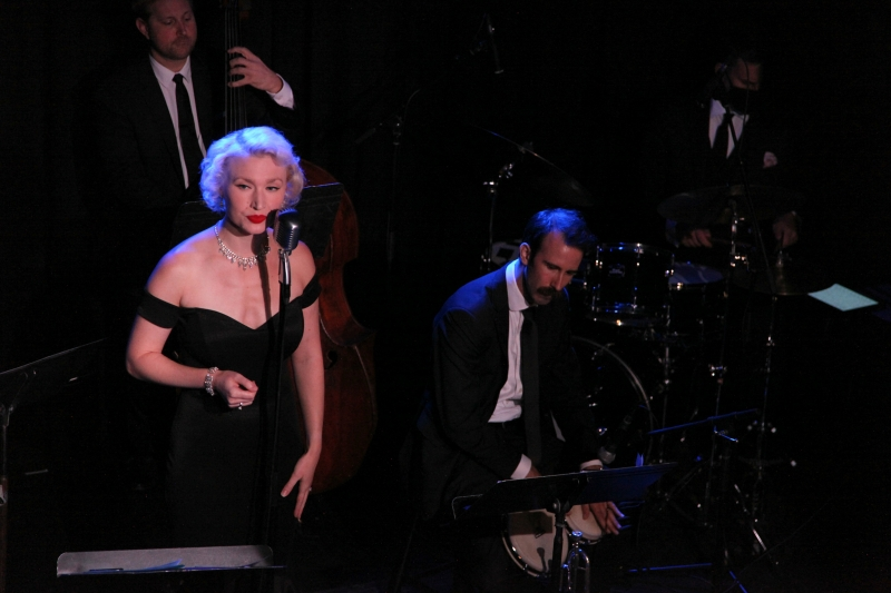 BWW Review: Fleur Seule's Sound Is Soft As A Rose Petal at The Triad During Their PREMIERE PARTY