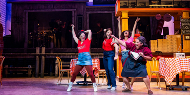 VIDEO: Get a First Look at the World Premiere of MYSTIC PIZZA at Ogunquit Playhouse Photo