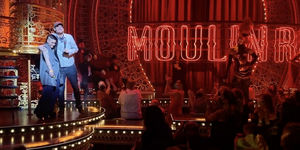 Timbers and Tayeh Give Post-Tonys Speech at MOULIN ROUGE! Video