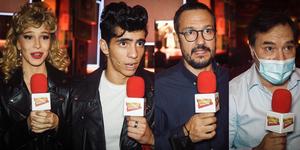 BWW TV: Entrevista con el equipo de GREASE en Madrid Photo