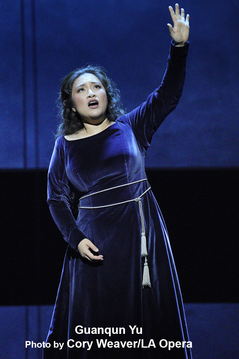 BWW Interview: Third Time's The Charm For IL TROVATORE's Guanqun Yu