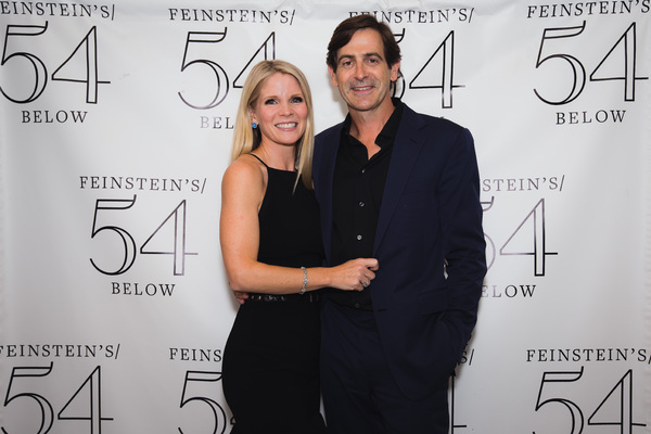 Photos: Kelli O'Hara Welcomes Ruthie Ann Miles, Jason Robert Brown, Steven Pasquale and More for Feinstein's/54 Below Solo Show
