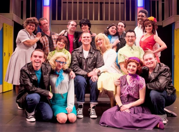 BWW Review: You Will Be 'Hopelessly Devoted' to Theatre Three's Production of GREASE