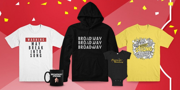 BroadwayWorld Launches New Theatre Shop In Partnership With The Araca Group Featuring Show Photo