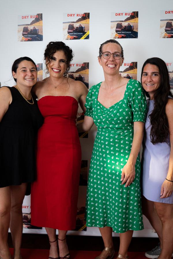 Andrea Weinberg, Nikki MacCallum, Natalie Wesson, Angela Denny Photo