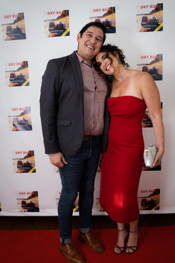 Kevin Martinez, Nikki MacCallum Photo