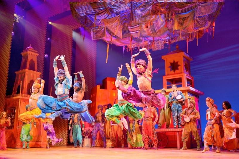 Llega a México el icónico musical Disney ALADDIN