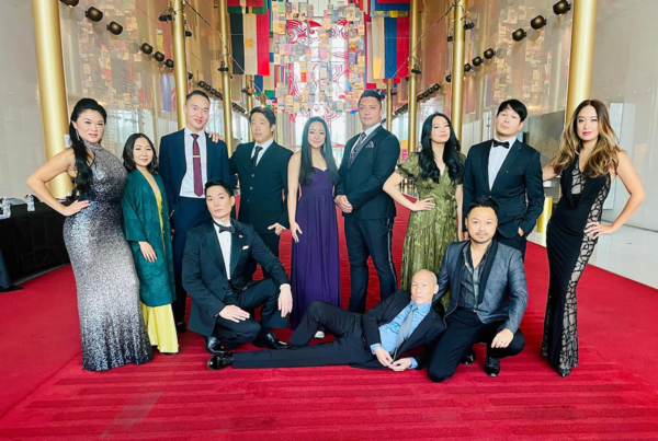 Photos: National Asian Artists Project Members Celebrate the KENNEDY CENTER@50 Concert Tonight on PBS