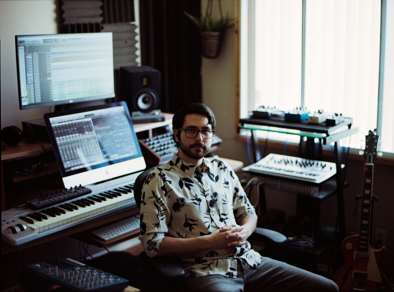 Student Blog: An Interview With Wild Indian's Composer Gavin Brivik