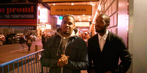 Wilds & James Honor THOUGHTS OF A COLORED MAN Video