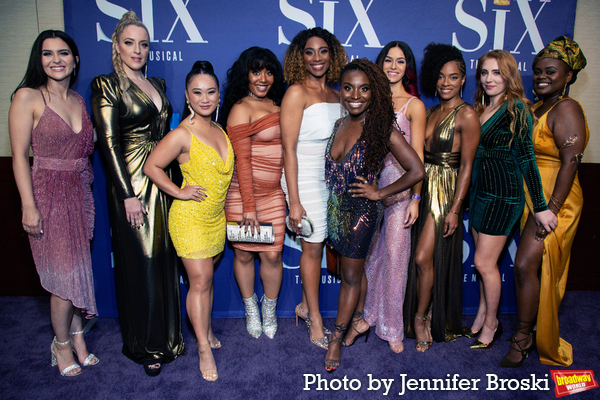 Courtney Mack, Abby Mueller, Andrea Macasaet, Nicole Kyoung-Mi Lambert, Adrianna Hick Photo
