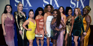 Go Inside SIX's Opening Night on Broadway! Video