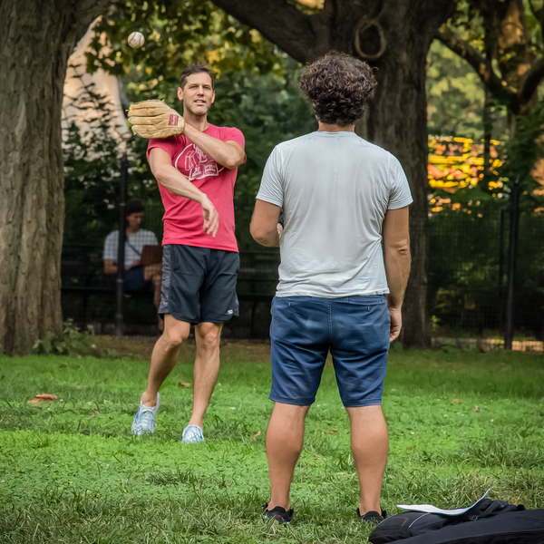 Photos: First Look AtWorld Premiere Site-Specific ProductionBACK & FORTH