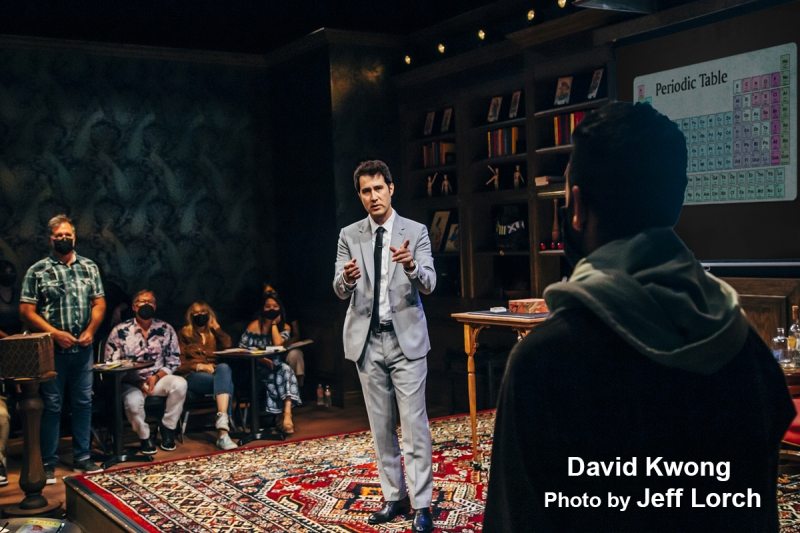 BWW Interview: Mind-Blowing David Kwong's Truly An ENIGMATIST