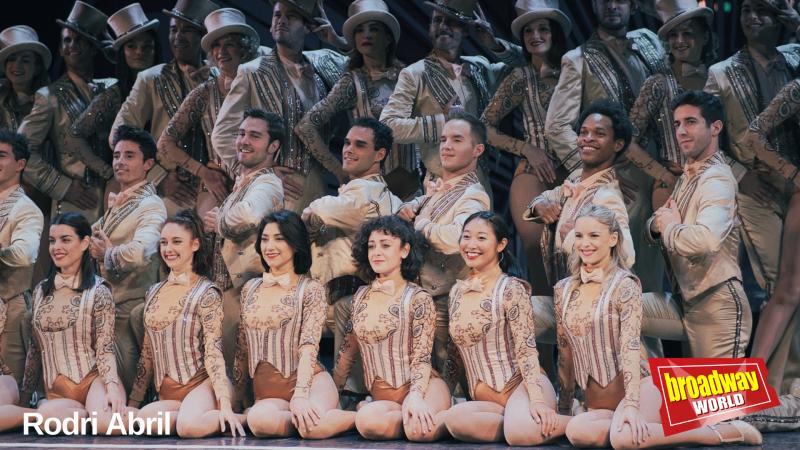 Antonio Banderas presenta A CHORUS LINE en Madrid