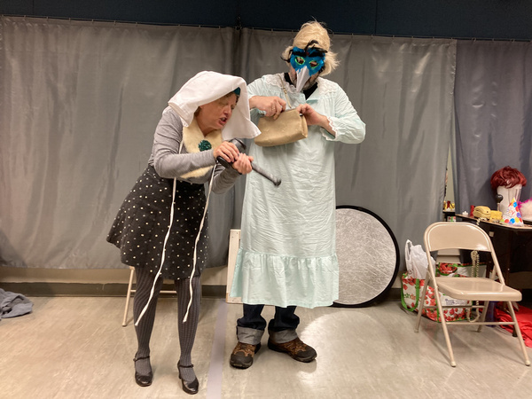 Photos: The Improvisational Repertory Theatre Ensemble Is Back With THE MARVELOUS MRS. MCCLUSKEY