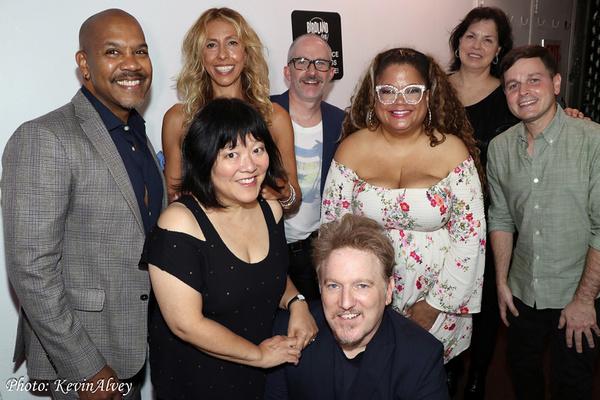 Darius de Haas, Amanda Green, Curtis Moore, Natalie Douglas, Annbritt DuChateau, Sean Photo