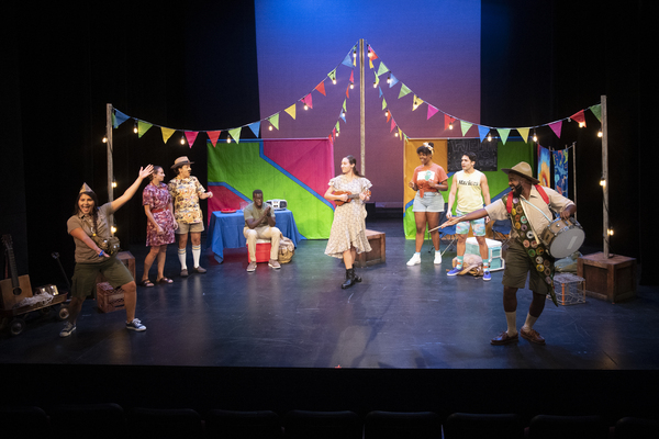 Photos: AsoloRepPresents BARDWIRED:MUCH ADO ABOUT NOTHING