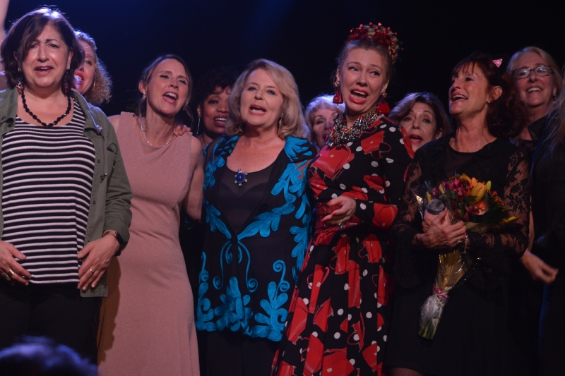 Robin Lyon Gardiner Wins 7th Annual TOMATOES GOT TALENT Contest At The Triad
